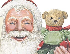 Laura Secord Christmas