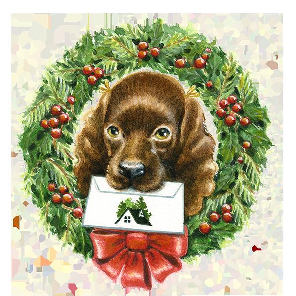 Cindy Wilson Christmas Cards